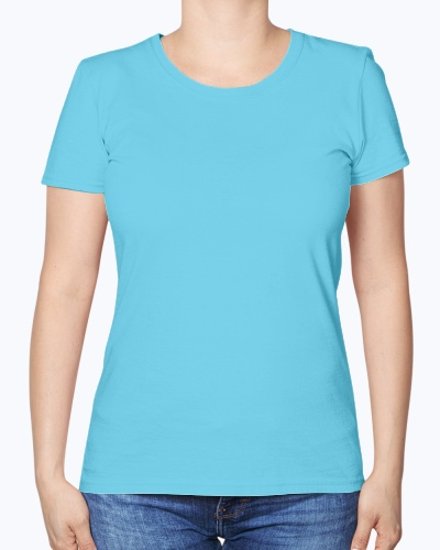Fruit of the Loom Ladies Heavy Cotton T-Shirt